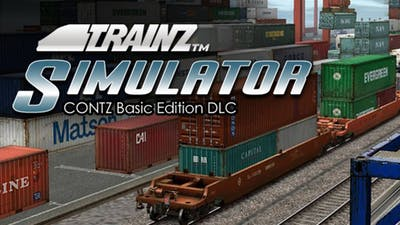 Trainz Simulator DLC: CONTZ Pack - Basic Edition DLC