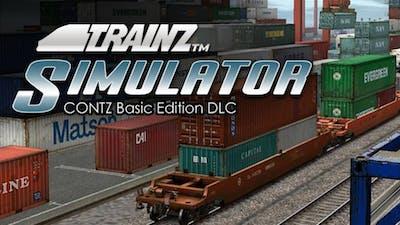 Trainz Simulator DLC: CONTZ Pack - Basic Edition DLC