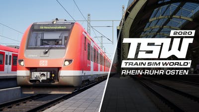 Train Sim World: Rhein-Ruhr Osten: Wuppertal - Hagen Route Add-On - DLC