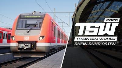 Train Sim World®: Rhein-Ruhr Osten: Wuppertal - Hagen Route Add-On