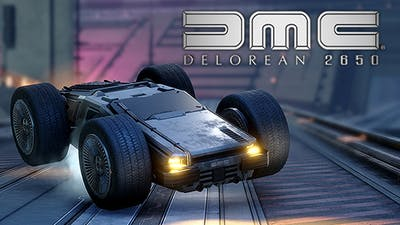 GRIP: Combat Racing - DeLorean 2650
