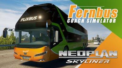 Fernbus Simulator - Neoplan Skyliner - DLC