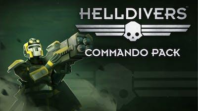 HELLDIVERS - Commando Pack - DLC