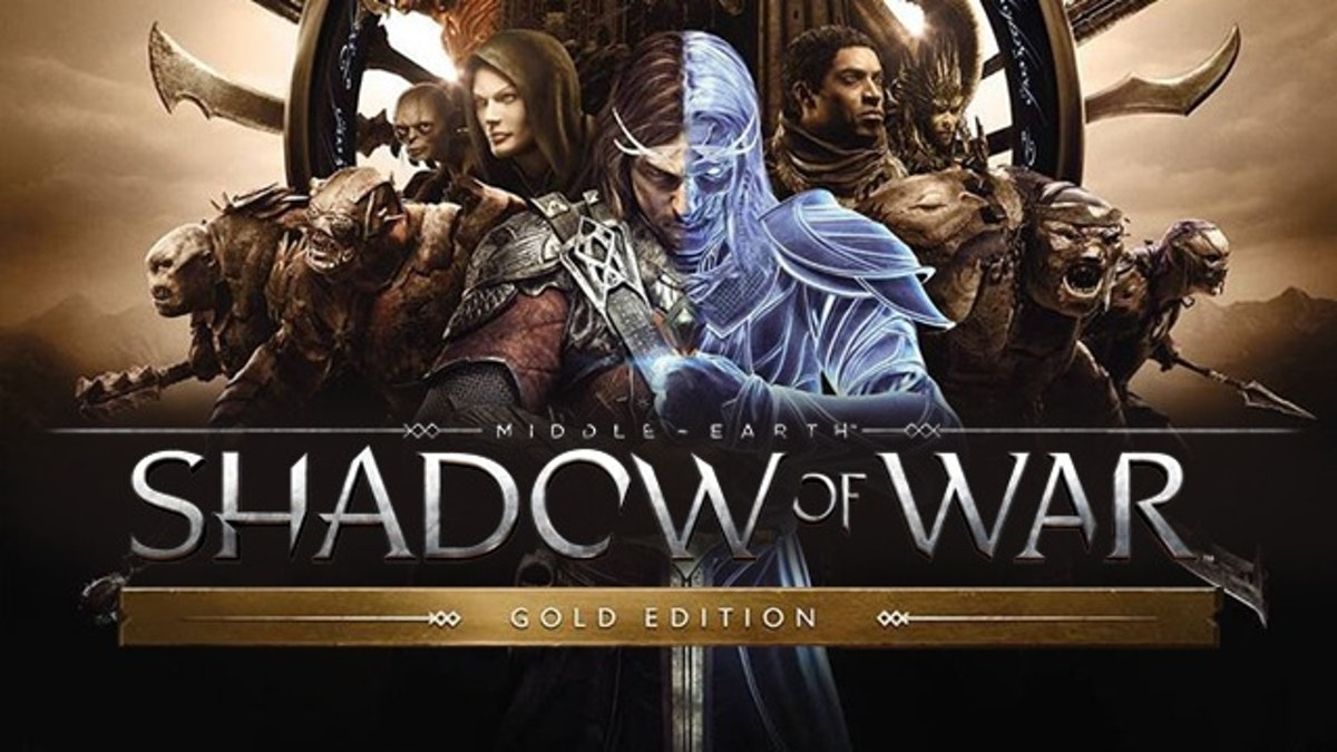 Middle-earth™: Shadow of War™ Gold Edition | PC Steam Game | Fanatical