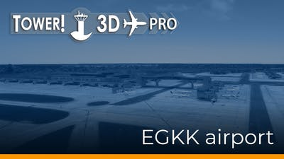 Tower!3D Pro - EGKK airport - DLC