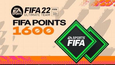 FIFA 22 ULTIMATE TEAM FIFA POINTS 1600