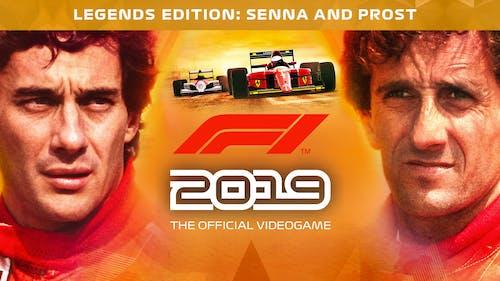 F1 2019: Legends Edition (Digital PC)