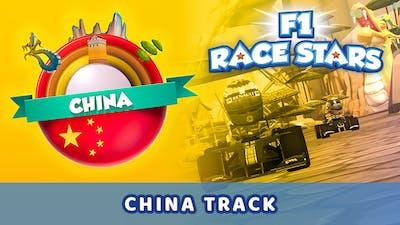 F1 Race Stars - China Track