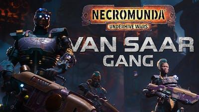 Necromunda: Underhive Wars - Van Saar Gang - DLC