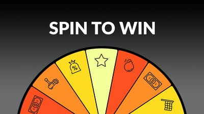 May Madness Spin to Win