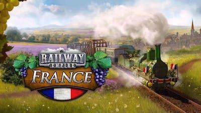Railway Empire - France - DLC