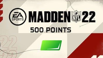 Madden NFL 22 500 Madden Points - DLC