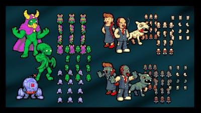 RPG Maker VX Ace: Old School Modern Combo Pack | Steam Game Bundle