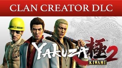 Yakuza Kiwami 2 - Clan Creator Bundle - DLC