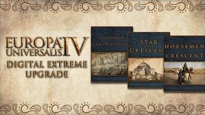Europa Universalis IV: Digital Extreme Edition Upgrade Pack - DLC