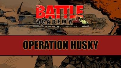 Battle Academy - Operation Husky DLC