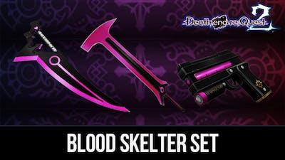 Death end re;Quest 2 - Blood Skelter Set