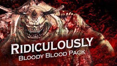 Warhammer 40,000: Dawn of War II - Retribution - Ridiculously Bloody Blood Pack DLC
