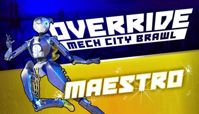 Override: Mech City Brawl - Maestro DLC