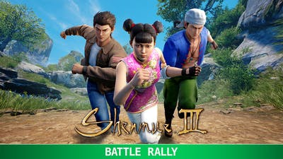 Shenmue III Battle rally - DLC