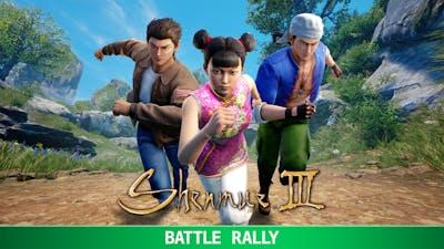 Shenmue III Battle rally