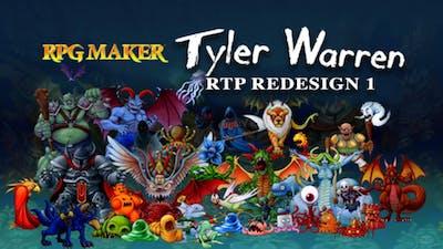 RPG Maker VX Ace: Tyler Warren RTP Redesign 1 - DLC
