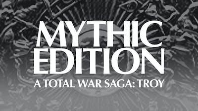 A Total War Saga: TROY - Mythic Edition