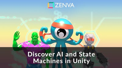 Discover AI and State Machines in Unity