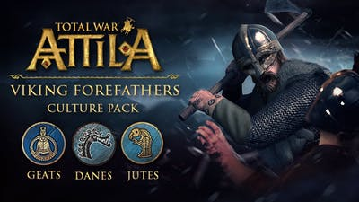 Total War: ATTILA - Viking Forefathers Culture Pack DLC