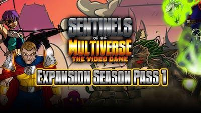 Sentinels of the Multiverse - Expansion Season Pass 1 DLC