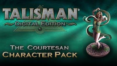 Talisman - Character Pack #2 - Courtesan - DLC