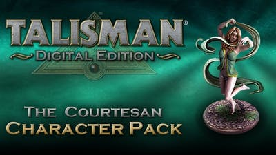Talisman - Character Pack #2 - Courtesan