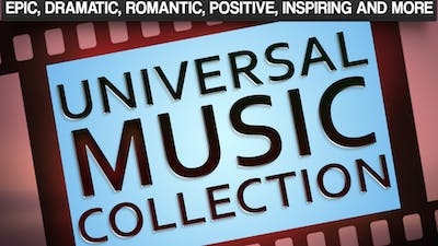 Big Commercial Music Collection