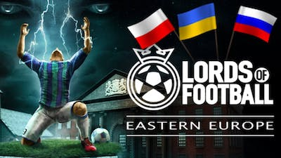 Lords of Football: Eastern Europe DLC