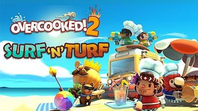 Overcooked! 2 - Surf 'n' Turf - DLC
