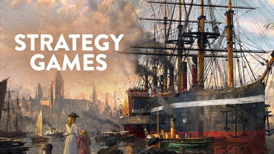 Top Strategy Games Carousels