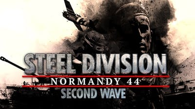 Steel Division: Normandy 44 - Second Wave DLC