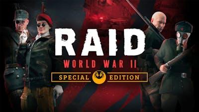 RAID: World War II - Special Edition