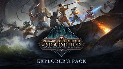 Pillars of Eternity II: Deadfire - Explorer's Pack DLC