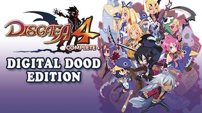 Disgaea 4 Complete+ Digital Dood Edition