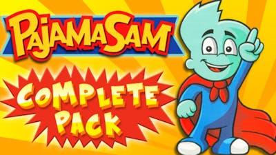 Pajama Sam Complete Pack