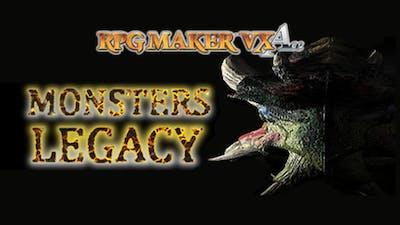 RPG Maker VX Ace: Monster Legacy 1 - DLC