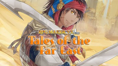 RPG Maker: Tales of the Far East | PC Steam Game | Fanatical
