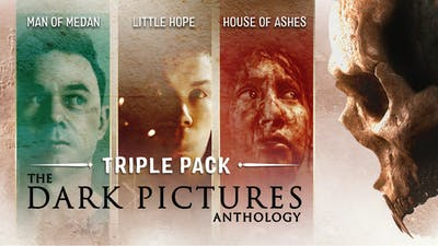 The Dark Pictures Anthology - Triple Pack Pre-order