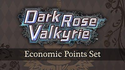 Dark Rose Valkyrie: Economic Points Set