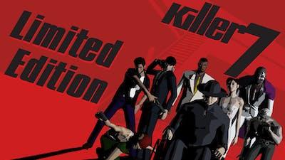 killer7: Digital Limited Edition