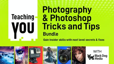 Photography & Photoshop Tricks and Tips Bundle