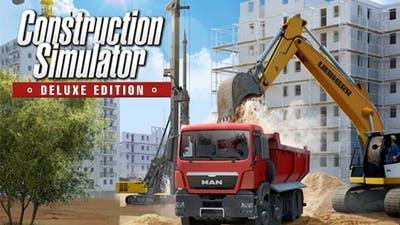 Construction Simulator - Deluxe Edition