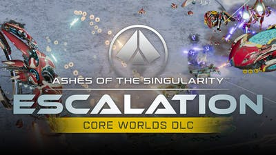 Ashes of the Singularity: Escalation - Core Worlds DLC
