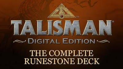 Talisman - Complete Runestone Deck